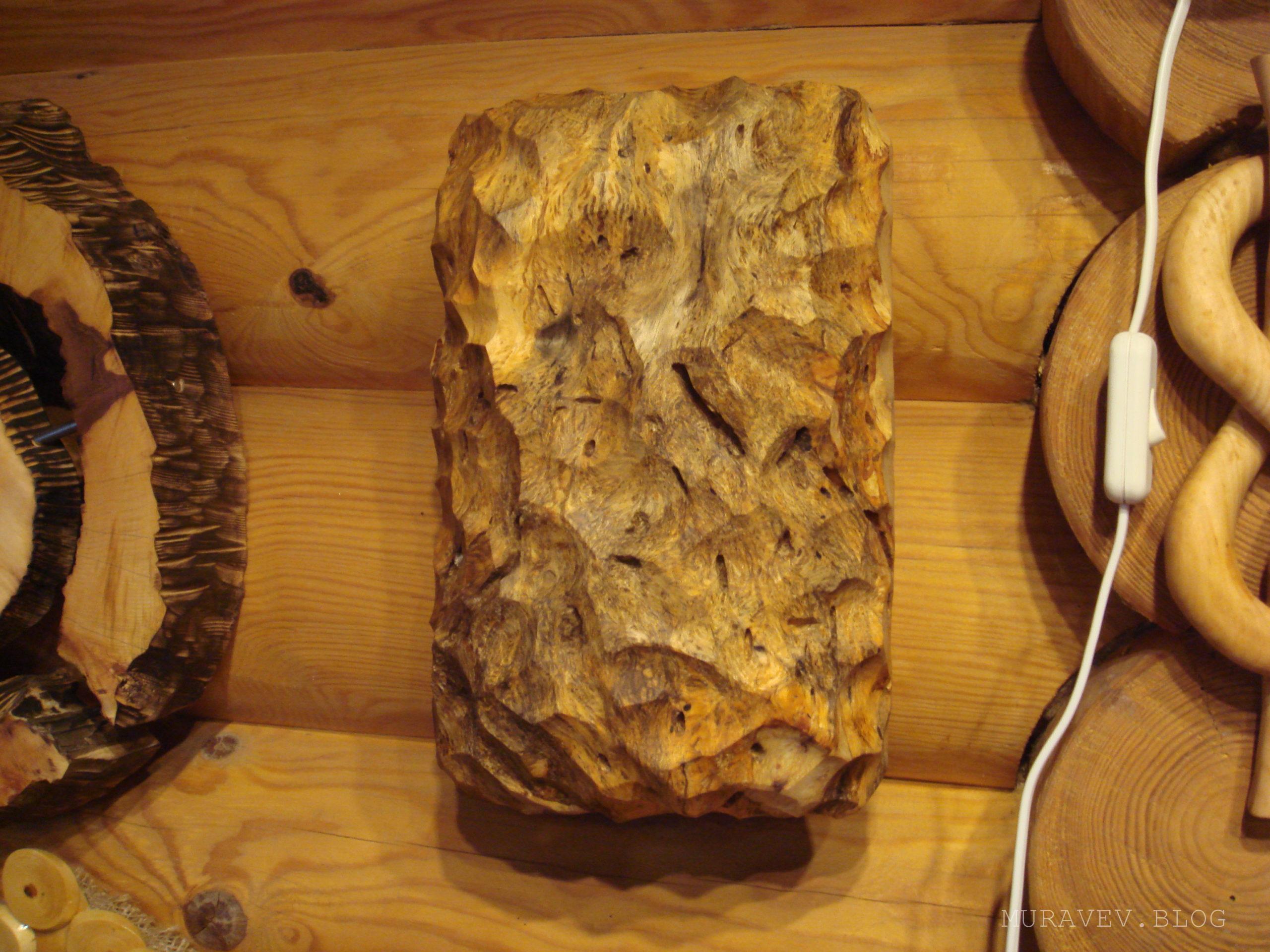 Поделки из капа березы и сосны своими руками: фото мини бара