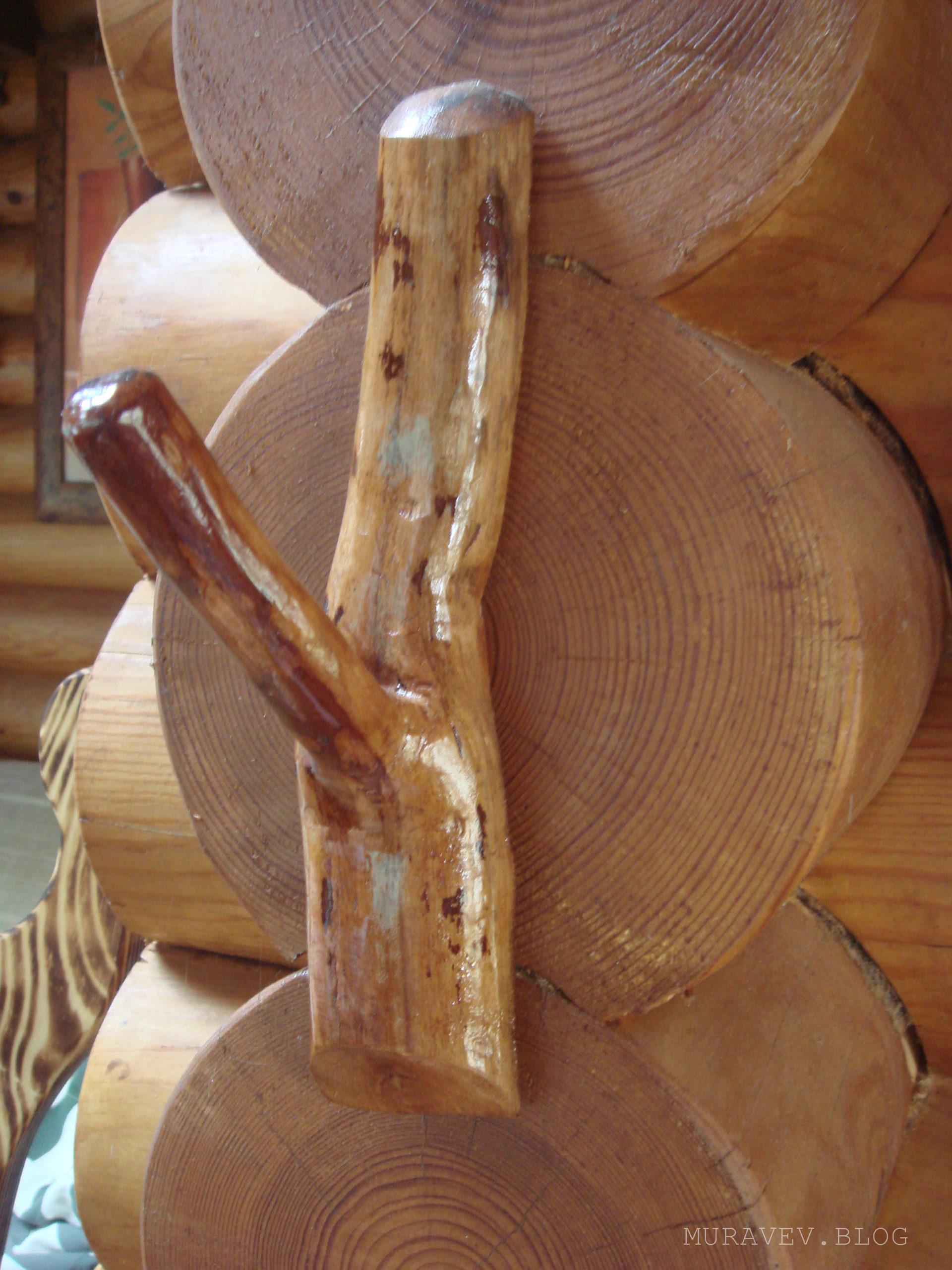 вешалки из дерева своими руками чертежи